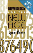 numerology for the new age book cover