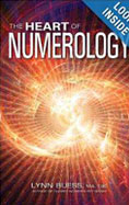 the heart of numerology book cover