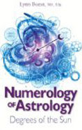 numerology of astrology book cover